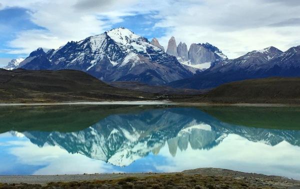 Torres del Paine rest stop